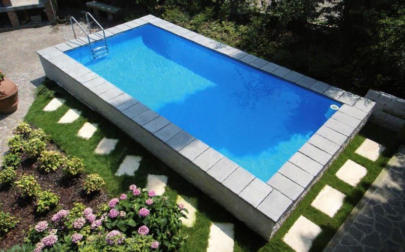 Vendita online piscine teramo arredi per esterni giardini for Piscine 5x3