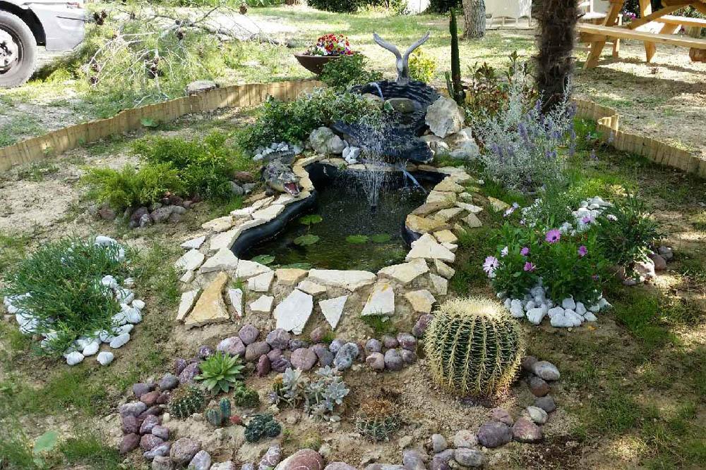 Vendita online laghetti ornamentali arredi per esterni for Laghetto i giardini